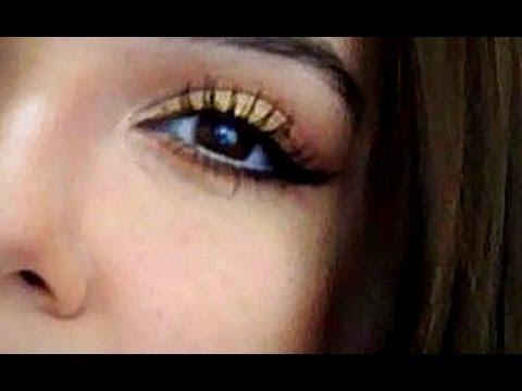 Dicas de Maquiagem para Olhos Pequenos, Palpebras Caídas e Cílios Perfeitos