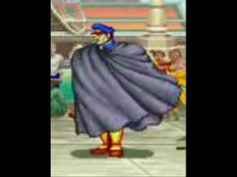Hyper Street Fighter II - M. Bison's Theme Arranged