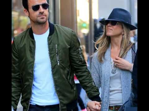 Jennifer Aniston & Justin Theroux - I Choose You