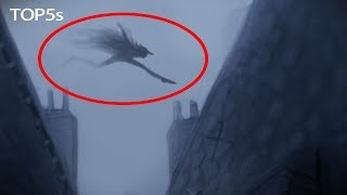 5 Incredible Sightings & Encounters with Supposed Mythical Creatures