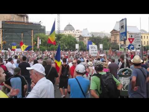 Miting pro-suspendare Băsescu