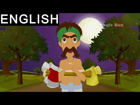 Story 03 The Honest Woodcutter - Aesop Fables (Animated Stories) (English)