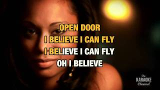 "I Believe I Can Fly In The Style Of ""R. Kelly"" Karaoke"