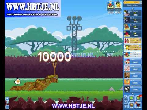 Angry Birds Friends Tournament Level 4 Week 90 (tournament 4) no power-ups