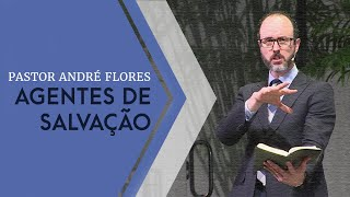 16/06/19 - Mistérios Revelados Sobre os Anjos - Parte 04 - Pr. André Flores
