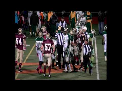 Plattsburgh - Monroe County EFL Final 1st Half 10-20-12