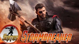 """La Nueva Arma de Thor """"Stormbreaker"""""""