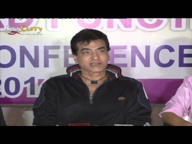 Jitendra To Get Dada Saheb Phalke Ratna│Press Conference