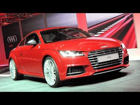Genf 2014: Audi präsentiert dritte Generation seines TT und TTS