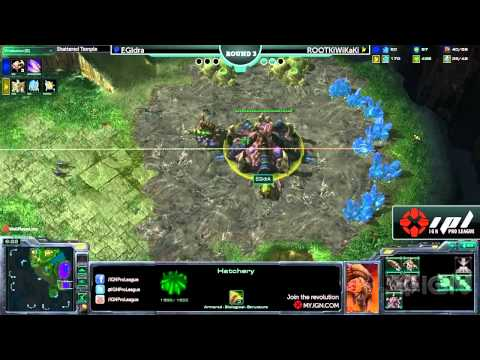 IPL: Grand Finals- EGIdra vs ROOTKiWiKaKi- Game 3
