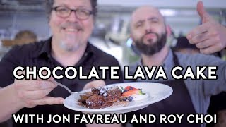 Binging with Babish: Chocolate Lava Cakes from Chef feat. Jon Favreau and Roy Choi
