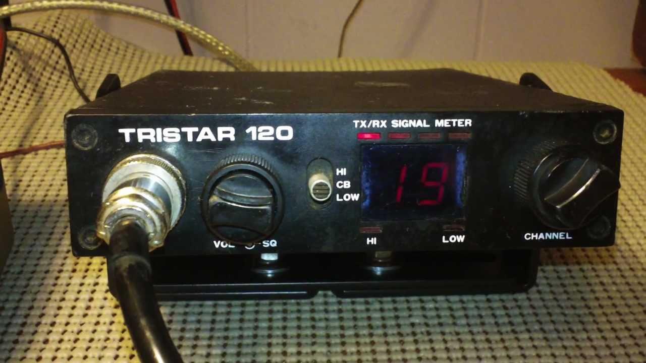 Tristar 120 cb radio for sale