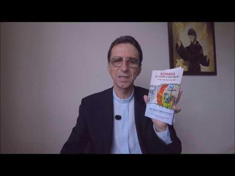 Convite de dom João Francisco Salm para a 24ª Romaria da Terra e das Águas