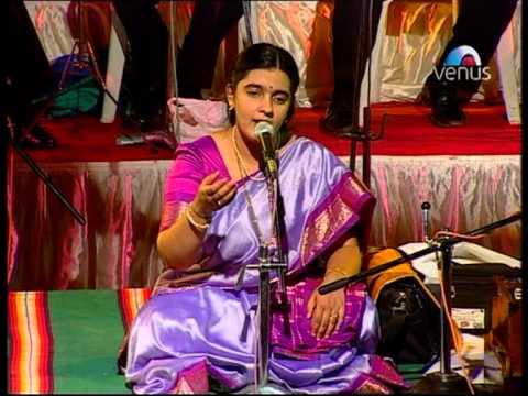 Jhini Jhini Vaje Been (Shridhar Phadke Sangeet Sandhya - Ritu Hirwa)