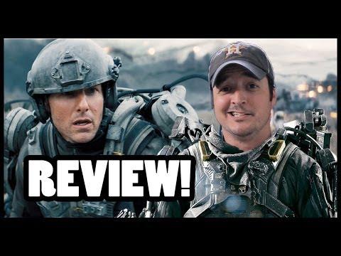 Edge of Tomorrow Review - CineFix Now