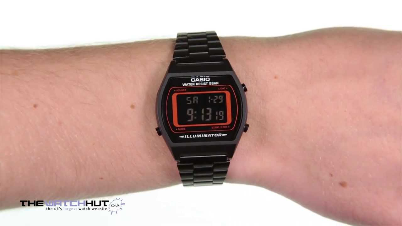 YouTube Casio Watches