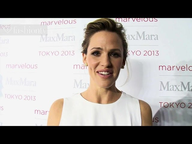 Marvelous MaxMara 2013 in Tokyo ft Jennifer Garner and Paloma Faith | FashionTV