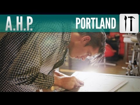 KeeganMeegan & Co. - American Hipster Presents #36 (Portland - Art)