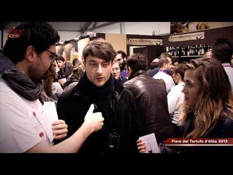 Alba Truffle Fair 2013 - Flash interview - Che tipo di Wine Lover sei?