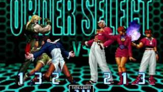 King Of Fighters 2002 Trucos/Codigos