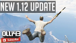 Over 80 Changes To GTA 5 In Patch 1.12! (GTA 5 Online Updates)