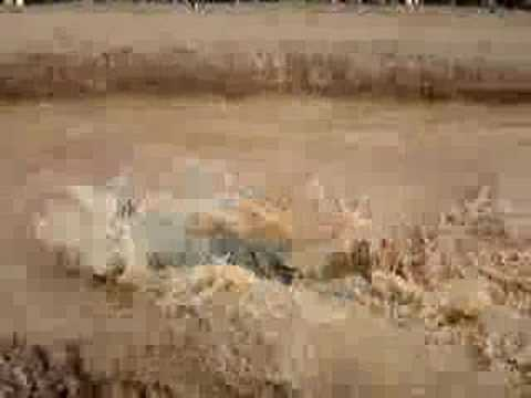 Arrancadão na Lama - FenaJeep 2007