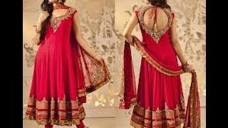 Salwar Kameez Designs 2014 Latest Bollywood Dance Style