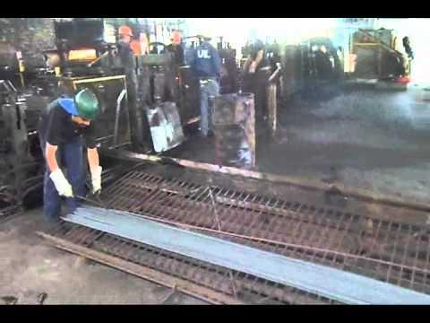 Tren de laminaciòn