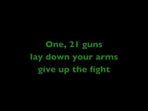 play song 21 guns