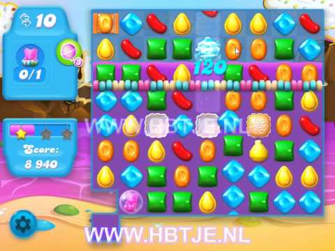 Candy Crush Soda Saga level 22