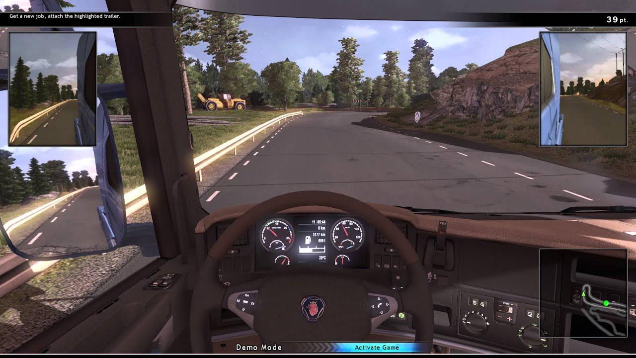 Scania Truck Driving Simulator screenshots - SCS Software