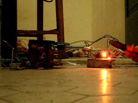 Transformador de microondas voltaje