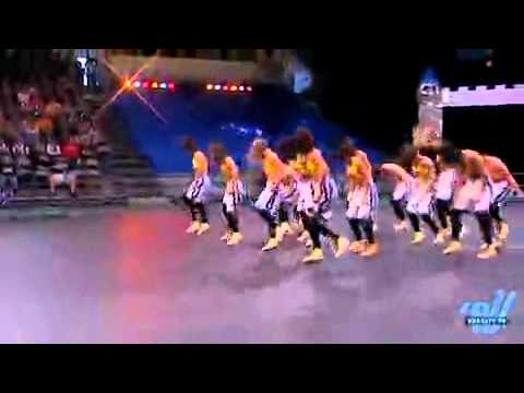 UDA College Nationals 2011:Louisiana State University Division IA Hip Hop 3rd place