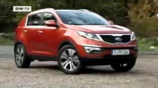 im test: Kia Sportage | motor mobil videos