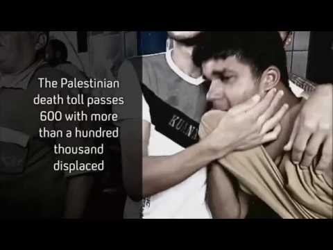 Channel 4 News - All you need to know about the latest violence in Gaza (23/7/14)