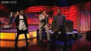 Will & Jaden Smith, DJ Jazzy Jeff And Alfonso Ribeiro Rap