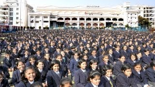 Biggest School In the World - City Montessori India ..