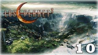 [Coop] Lost Planet 2. Серия 10 - Штурм, оборона и дайвинг.