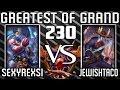 Smite Greatest of GrandMasters 230 Hou Yi vs Loki