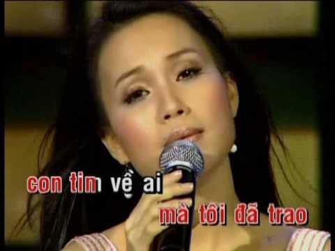 Cam Ly - Tinh Yeu Ngay Ay (Karaoke)