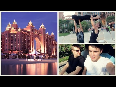 My First Day In Dubai! | Vlogmas