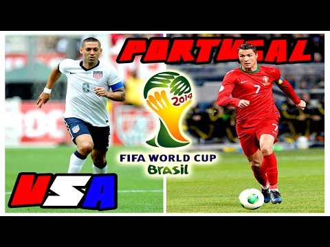 USA vs. Portugal - FIFA World Cup Brazil 2014 - Highlights & More!
