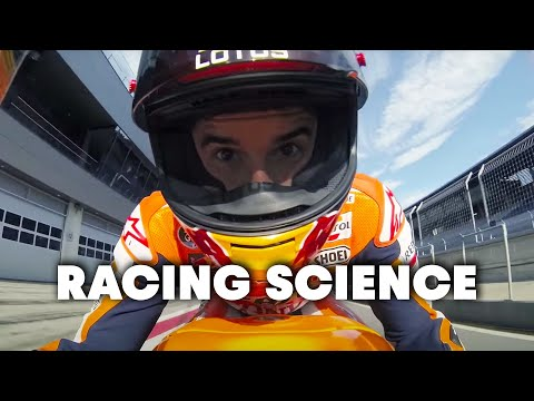 Marc Marquez Racing Science - Moto GP