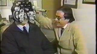 Bill Hicks: Eye Doctor Sketch, Rare