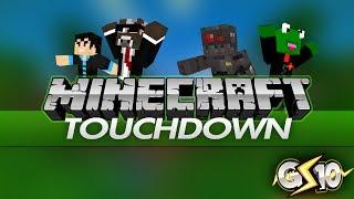 Minecraft Touchdown Mini-Game w/ Graser & Friends!