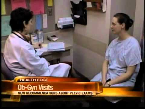 New recommendations about pelvic exams