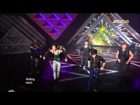 [HD] 120428 MBC  Music Core EXO-K -- MAMA