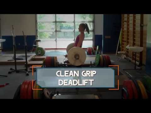 Clean Grip Deadlift