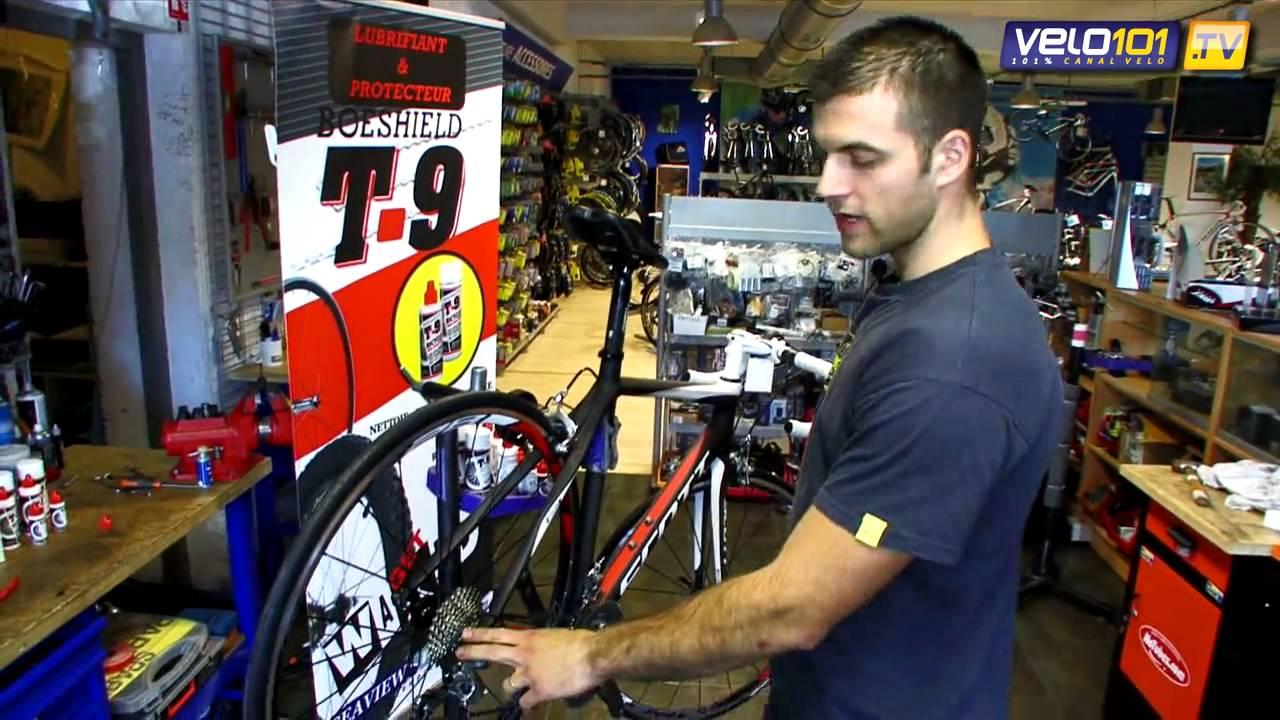 Lubrifiant Vélo T9   Leçon de mécanique   Régler ses dérailleurs