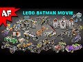 Every Lego Batman Movie Set Complete 2017 Collection
